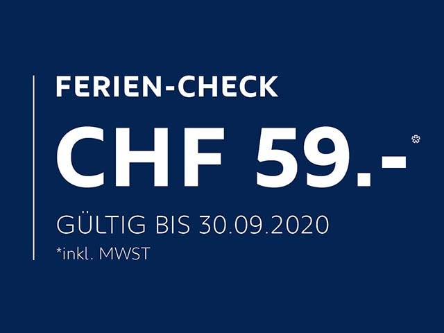 Ferien-Check