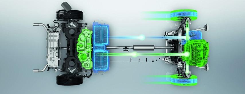 Nouvelle berline PEUGEOT 508 HYBRID - Batterie lithium-ION
