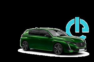 Nouvelle PEUGEOT 308 HYbrid hybride rechargeable