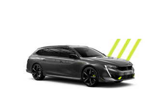 508 SW PEUGEOT SPORT ENGINEERED hybride rechargeable