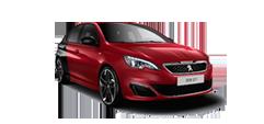 308 GTi by Peugeot Sport GTi by Peugeot Sport