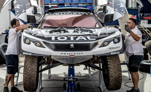 Aventuriers Dakar 2017 – La Team Peugeot Total a relevé le défi