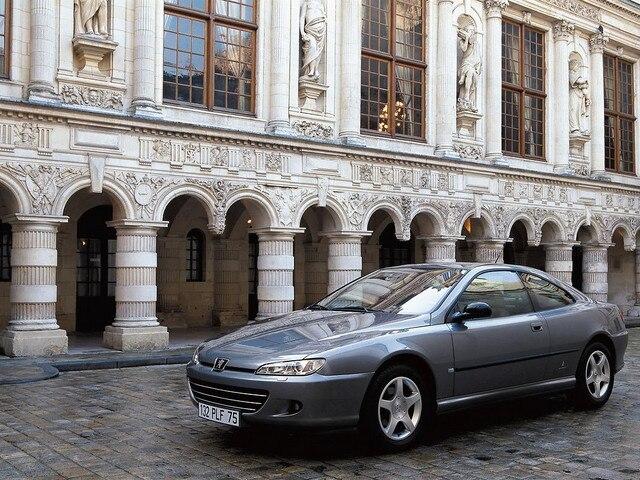 L'automobile – 1997  Peugeot 406, premier coupé motorisation Diesel