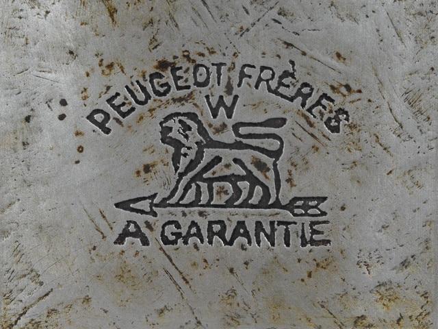 Acier PEUGEOT - 1810 - Début de l'aventure industrielle PEUGEOT