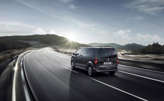 Nouveau PEUGEOT e-Traveller – 3 modes de conduite