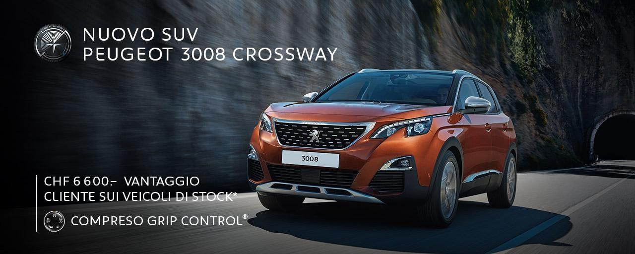 3008 Crossway