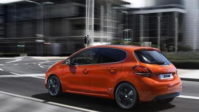 Peugeot 208 concentrato d'energia