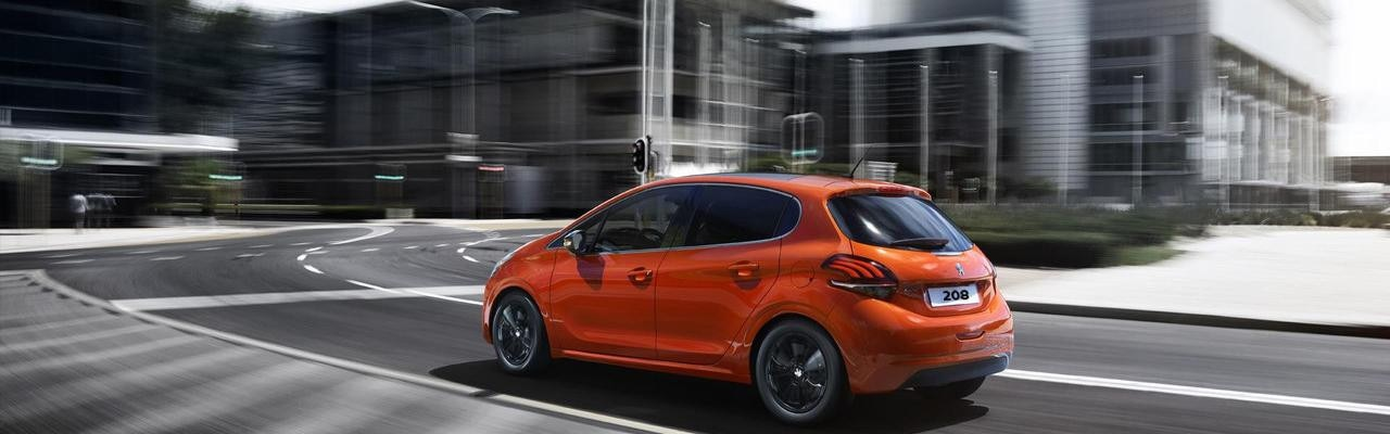 Peugeot 208 concentré d'energie