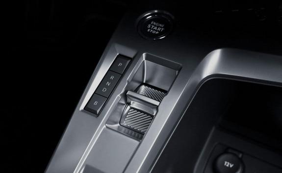 Nouvelle PEUGEOT 308 SW Hybrid, Freinage régénératif