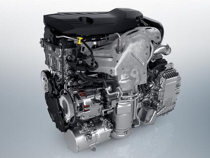 Peugeot Moteur Hybrid