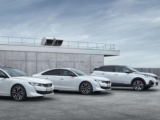 PHEV Peugeot