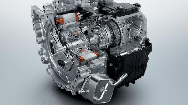 Nouvelle Peugeot 308 HYBRID-  Moteur  électrique