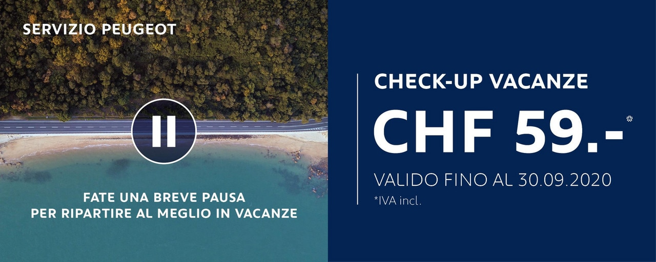 Check-up vacanze