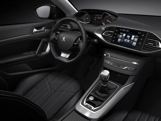 Der Peugeot 308 SW | Innendesign