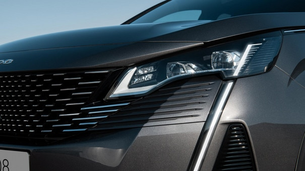 Nouveau SUV PEUGEOT 3008  - Nouveau feux FULL LED