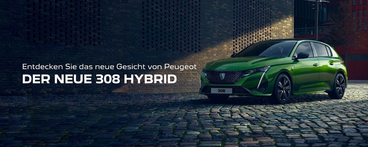 Neuer 308 Hybrid