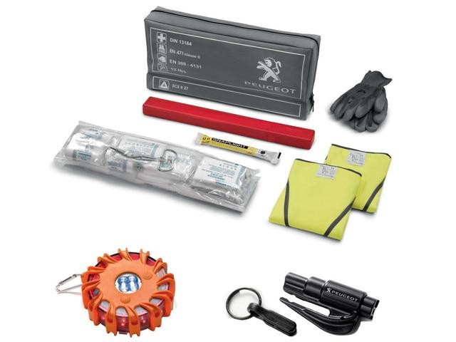 Security Kit PEUGEOT